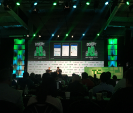 Tech Crunch Disrupt Blog Post