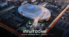 Introducing our Partnership with the LA Clippers and Groundbreaking for Intuit Dome